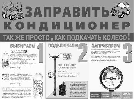 Схема-заправка-автокондиционера
