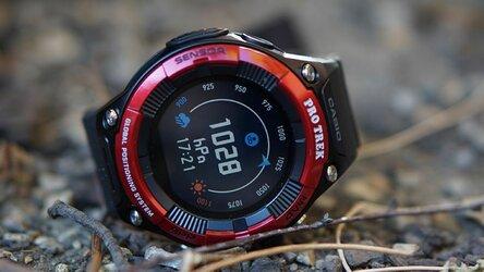 Обзор: Casio Pro Trek Smart WSD-F21HR