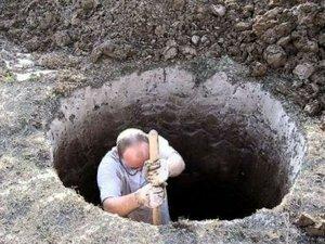 Как самостоятельно выкопать колодец