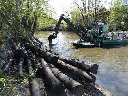 восстановление рек