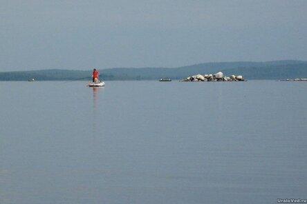 На озере Таватуй