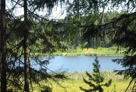 Озеро Малый Таватуй
