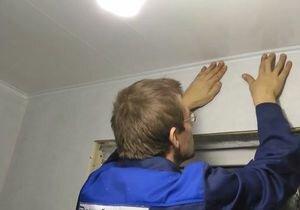 Пластиковые панели на потолок: установка